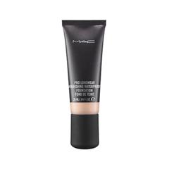 Тональная основа MAC Cosmetics Pro Longwear Nourishing Waterproof Foundation NC20 (Цвет NC20 variant_hex_name FBC49C) mac pro longwear foundation устойчивая тональная основа spf10 nw13