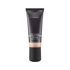 Тональная основа MAC Cosmetics Pro Longwear Nourishing Waterproof Foundation NC25 (Цвет NC25 variant_hex_name EFB085) mac studio waterweight foundation тональная основа spf30 nc25