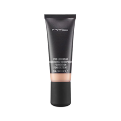 Тональная основа MAC Cosmetics Pro Longwear Nourishing Waterproof Foundation NC30 (Цвет NC30 variant_hex_name D8986D) тональная основа mac cosmetics pro longwear nourishing waterproof foundation nw20 цвет nw20 variant hex name f2ba8f
