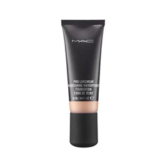 Тональная основа MAC Cosmetics Pro Longwear Nourishing Waterproof Foundation NC35 (Цвет NC35 variant_hex_name CC885D) тональная основа mac cosmetics pro longwear nourishing waterproof foundation nw20 цвет nw20 variant hex name f2ba8f