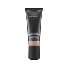 Тональная основа MAC Cosmetics Pro Longwear Nourishing Waterproof Foundation NW15 (Цвет NW15 variant_hex_name FED3B8) тональная основа mac cosmetics pro longwear nourishing waterproof foundation nw20 цвет nw20 variant hex name f2ba8f