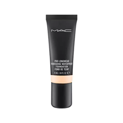 Тональная основа MAC Cosmetics Pro Longwear Nourishing Waterproof Foundation NW18 (Цвет NW18 variant_hex_name FEDCBF) гель для душа korres фиалка