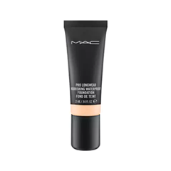 Тональная основа MAC Cosmetics Pro Longwear Nourishing Waterproof Foundation NW22 (Цвет NW22 variant_hex_name FDD7B3) тональная основа mac cosmetics pro longwear nourishing waterproof foundation nw20 цвет nw20 variant hex name f2ba8f