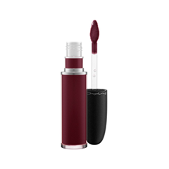 Жидкая помада MAC Cosmetics Retro Matte Liquid Lipcolour High Drama (Цвет High Drama variant_hex_name 561626)
