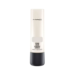 Хайлайтер MAC Cosmetics Strobe Cream (Цвет Silverlite variant_hex_name ECEAE1) mac lightful c tinted cream with radiance booster увлажняющий тональный крем spf30 medium dark