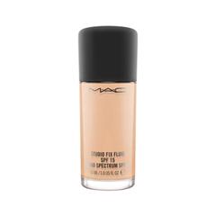 Тональная основа MAC Cosmetics Studio Fix Fluid SPF15 C3.5 (Цвет C3.5 variant_hex_name E6B38F) крем mac cosmetics studio moisture cream объем 50 мл