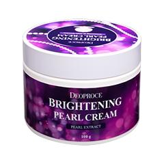 Крем Deoproce Moisture Brightening Pearl Cream (Объем 100 мл) крем elizavecca moisture sparkle cream 100 мл