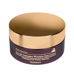 Крем Deoproce Synake Intensive Wrinkle Care Cream (Объем 100 мл) mizon peptide 500 30ml skin care essence serum face cream whitening moisturizing anti wrinkle facial cream korean cosmetics