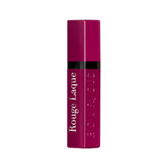 Жидкая помада Bourjois Rouge Laque 07 (Цвет 07 Purpledélique variant_hex_name 96004C Вес 10.00) bourjois bourjois помада для губ rouge laque 3 jolie brune 6 мл