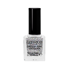 Лак для ногтей Catrice Dazzle Bomb Dazzle Nail Lacquer C02 (Цвет C02 Gem of Stones variant_hex_name a3a9a8) brand new s262dc b32 6pcs set with free dhl ems