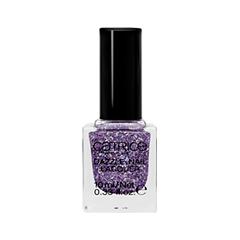 Лак для ногтей Catrice Dazzle Bomb Dazzle Nail Lacquer C03 (Цвет C03 Amethyst variant_hex_name 78668d) лаки для ногтей isadora лак для ногтей гелевый gel nail lacquer 247 6 мл