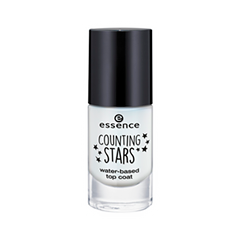 Топы essence Counting Stars Water-based Top Coat (Объем 8 мл)