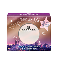 Дизайн ногтей essence Counting Stars Magic Mirror Effect Nail Pigment 02 (Цвет 02 shine bright variant_hex_name E3DDD7) 1pcs water nail art transfer nail sticker water decals beauty flowers nail design manicure stickers for nails decorations tools