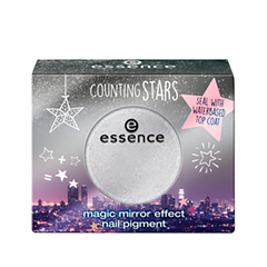 Дизайн ногтей essence Counting Stars Magic Mirror Effect Nail Pigment 03 (Цвет 03 holo, it's me variant_hex_name D6D6D7) 1pcs water nail art transfer nail sticker water decals beauty flowers nail design manicure stickers for nails decorations tools