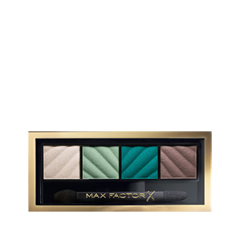 Для глаз Max Factor Smokey Eye Matte Drama Kit 2 in 1 40 (Цвет 40 Hypnotic Jade variant_hex_name 829F87 Вес 50.00) блеск для губ colour elixir тон 45 max factor цвет lux berry