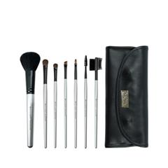 Набор кистей для макияжа Royal & Langnickel Brush Essentials™ 7pc Kit royal & langnickel pink essentials brow lash comb кисть грумер для бровей и ресниц royal&langnickel