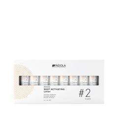 Лосьон Indola Активатор роста Root Activating Lotion #2 Care (Объем 8x7мл) la biosthetique intensive activating lotion лосьон для усиления роста волос 100 мл