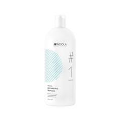 Шампунь Indola Cleasing Shampoo #1 Wash (Объем 1500 мл) бальзамы indola бальзам indola keratin straight 150 мл