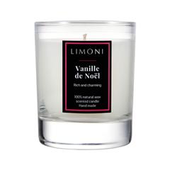 Ароматическая свеча Limoni Vanille De Noel (Объем 160 г) grandville noel