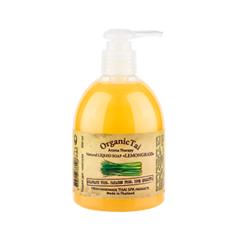 Жидкое мыло Organic Tai Натуральное жидкое мыло Лемонграсс (Объем 300 мл) organic tai масло для тела и аромамассажа лемонграсс жожоба и персик 260мл