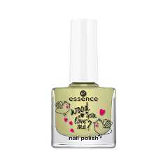 Лак для ногтей essence wood you love me? nail polish 02 (Цвет 02 soulmate variant_hex_name cbcd93) лак для ногтей essence wood you love me nail polish 01 цвет 01 crazy in love variant hex name ab7767