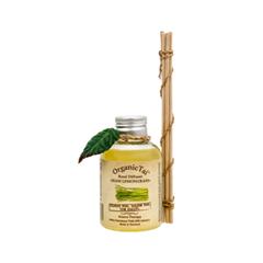 Диффузор Organic Tai Сиамский лемонграсс с тростниковыми палочками (Объем 100 мл) organic tai масло для тела и аромамассажа лемонграсс жожоба и персик 260мл