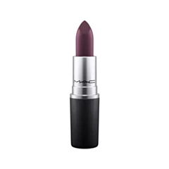 Помада MAC Cosmetics Matte Lipstick Smoked Purple (Цвет Smoked Purple variant_hex_name 562C44) sleek makeup губная помада lip v i p lipstick 3 6 гр 9 оттенков губная помада lip v i p lipstick 3 6 гр attitude тон 1012 3 6 гр