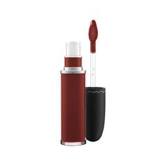 Жидкая помада MAC Cosmetics Retro Matte Liquid Lipcolour Carnivorous (Цвет Carnivorous variant_hex_name 9B3028)