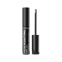 Гель для бровей GOSH Copenhagen Brow Sculpting Fibre Gel 001 (Цвет 001 Nutmeg variant_hex_name 5F4B42 Вес 20.00) ardell brow sculpting gel где купить