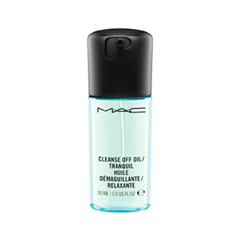 Снятие макияжа MAC Cosmetics Cleanse Off Oil/Tranquil (Объем 30 мл)