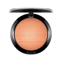 Компактная пудра MAC Cosmetics Extra Dimension Skinfinish Glow With It (Цвет Glow With It variant_hex_name F9B78C) mac lightful c tinted cream with radiance booster увлажняющий тональный крем spf30 extra light