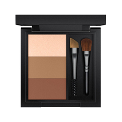 Набор для бровей MAC Cosmetics Great Brows Tapered (Цвет Tapered variant_hex_name AD7F5D) benefit colorfull brows medium deep4 набор для макияжа бровей colorfull brows medium deep4 набор для макияжа бровей