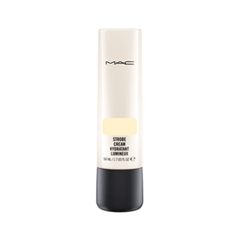 Крем MAC Cosmetics Strobe Cream Goldlite (Цвет Goldlite variant_hex_name FEEFCD) mac lightful c tinted cream with radiance booster увлажняющий тональный крем spf30 medium dark