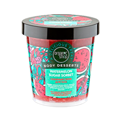Скрабы и пилинги Organic Shop Body Desserts Watermelon Sugar Sorbet (Объем 450 мл)