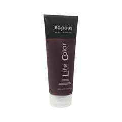 Временное окрашивание Kapous Бальзам оттеночный Life Color Гранатовый Красный (Объем 200 мл) бальзам lv бальзам для волос объем 200 мл