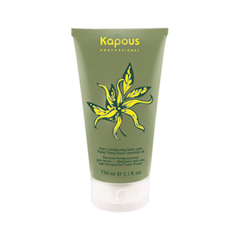 Бальзам Kapous Hair Conditioning Balm with Ylang Ylang (Объем 150 мл) кондиционер kapous professional hair conditioning cream with ylang ylang flower essential oil