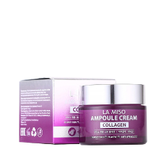 Крем La Miso Collagen Ampoule Cream (Объем 50 мл) крем la miso snail ampoule cream объем 50 мл