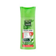 Лосьон-тоник для сухой и чувствительной кожи Лепестки роз (Объем 100 мл)