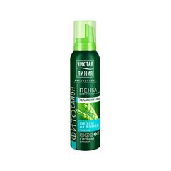 Стайлинг Чистая Линия Пенка для укладки волос Объем от корней ( 150 мл)