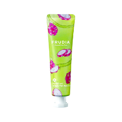 Крем для рук Frudia Squeeze Therapy Dragon Fruit Hand Cream (Объем 30 мл) крем для рук lm mini pet hand cream 02 sweet fruits 30 мл the face shop