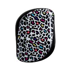 Расчески и щетки Tangle Teezer Compact Styler Punk Leopard (Цвет Punk Leopard variant_hex_name e20067) расческа tangle teezer compact styler hello kitty pink 1 шт