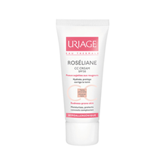 CC крем Uriage Roséliane CC Cream SPF30 (Цвет Teinte Universelle variant_hex_name ECBFAE) крем uriage isoliss cream