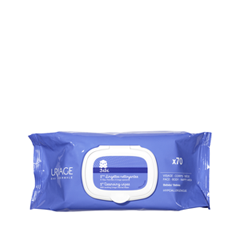 Для детей Uriage 1st Cleansing Wipes пенка uriage gyn phy intimate cleansing mist without rinsing
