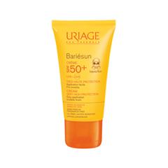 Защита от солнца Uriage Bariesun Cream For Children SPF 50+ (Объем 50 мл) крем uriage bariederm insulating repairing hand cream 50 мл