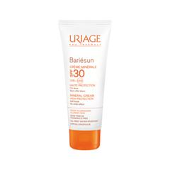 Крем Uriage Bariesun SPF 30 Mineral Cream (Объем 100 мл) крем uriage bariederm insulating repairing hand cream 50 мл