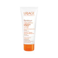 Крем Uriage Bariesun SPF 50+ Mineral Cream (Объем 100 мл) крем uriage bariederm insulating repairing hand cream 50 мл