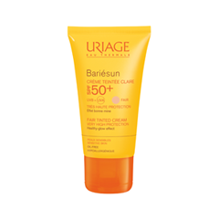 Защита от солнца Uriage Bariesun SPF 50+ Tinted Cream (Объем 50 мл) крем bioline jato acid cream ph balancing 50 мл