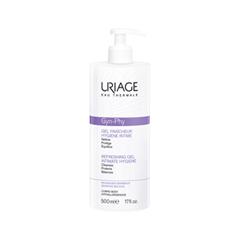 Интимная гигиена Uriage Gyn-Phy Refreshing Gel (Объем 500 мл) интимная гигиена eveline cosmetics гель для интимной гигиены 3 в 1 для девочек в подростковом возрасте объем 250 мл