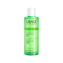 Лосьон Uriage Hyséac® Lotion Désincrustante (Объем 200 мл) лосьон deoproce coenzyme q10 firming lotion