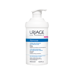 Крем Uriage Xémose Crème Relipidante Anti-irritations (Объем 400 мл) mac complete comfort crème глубокоувлажняющий крем complete comfort crème глубокоувлажняющий крем